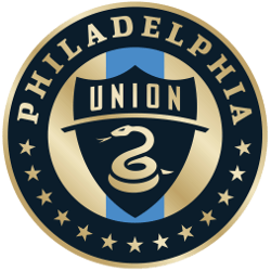 Philadelphia Union Primary Logo 2018 - Present