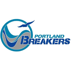 Portland Breakers Primary Logo 1985
