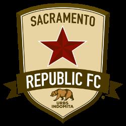 Sacramento Republic FC Primary Logo 2022 - Present