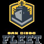 San Diego Fleet Primary Logo 2018