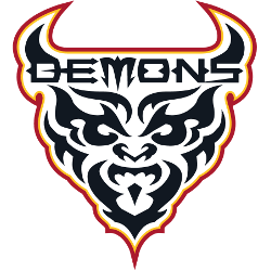 San Francisco Demons Primary Logo 2001