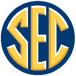Southeastern Conference Primary Logo 2008 - Present