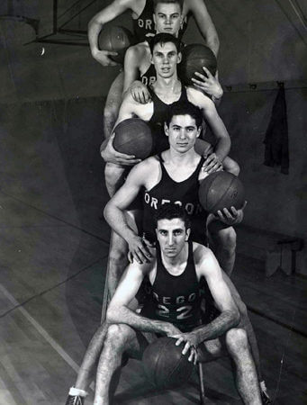 1939 Oregon Ducks basketball