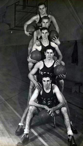 1939 Oregon Ducks basketball