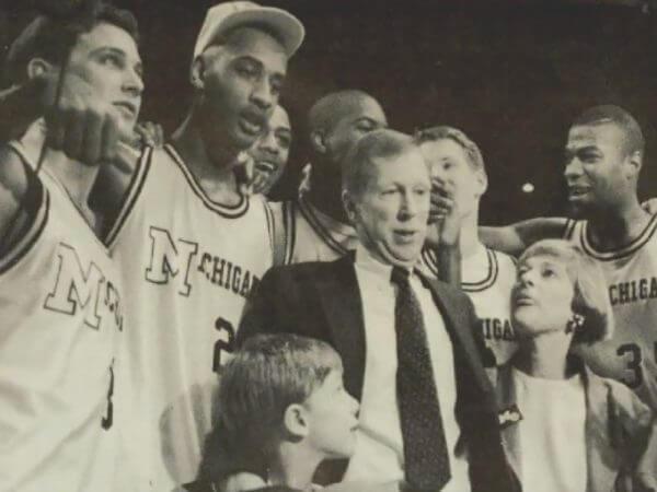1989 Michigan Champs Basketball