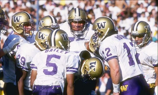 Washington Huskies 1991