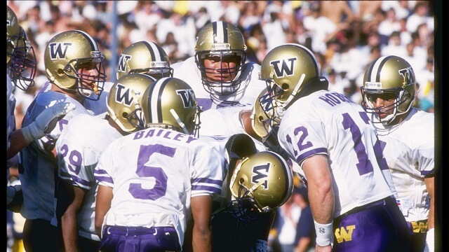 Washington Huskies 1991