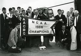 Buckeyes Baseball Champs 1966