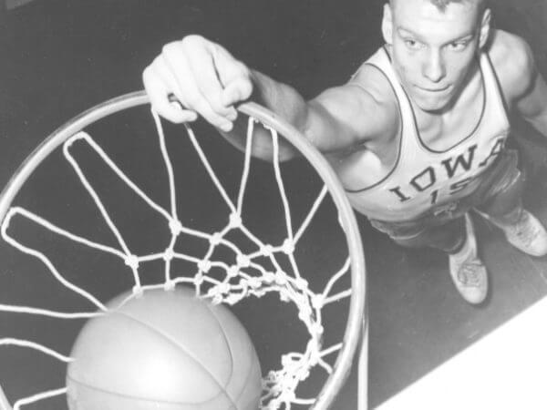 Don Nelson Hawkeye 1962