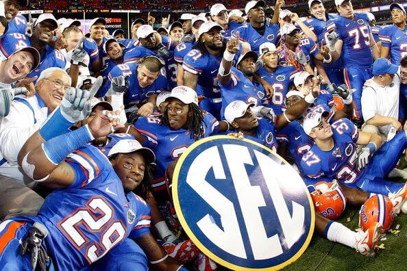Florida Gators Football Champs 2008