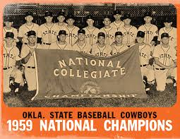OSU 1959 Baseball Champs