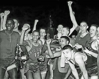Ohio State Basketball Champs 1960