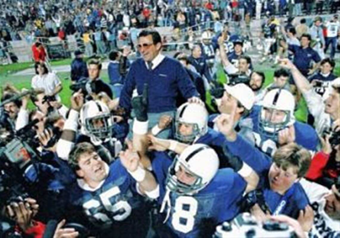 Penn State National Champs 1986