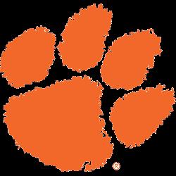 Clemson Tigers Primary Logo 1977 - Present