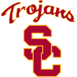 Southern California Trojans Primary Logo 1993 - Present