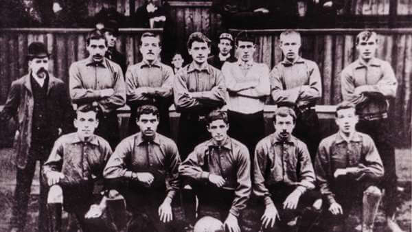 1890s-Newcastle United