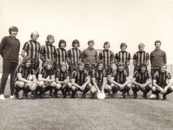 AFC Bournemouth 1972 Team