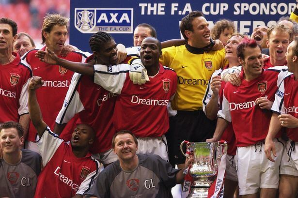 FA Cup 2002 Arsenal