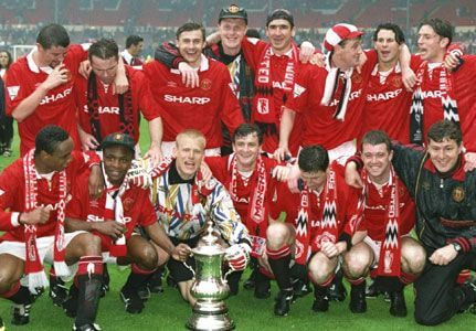 Manchester United 1994 Double