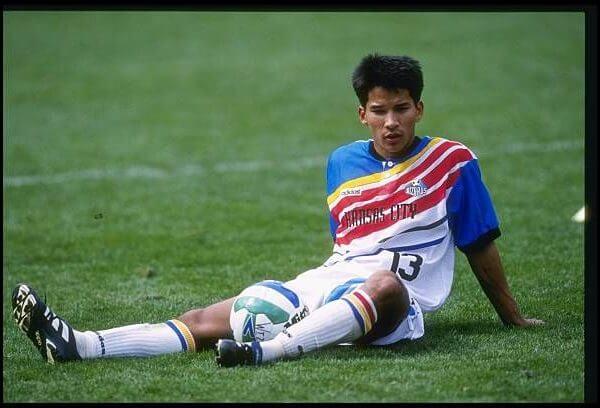Mark Chung KC Wizards 1997
