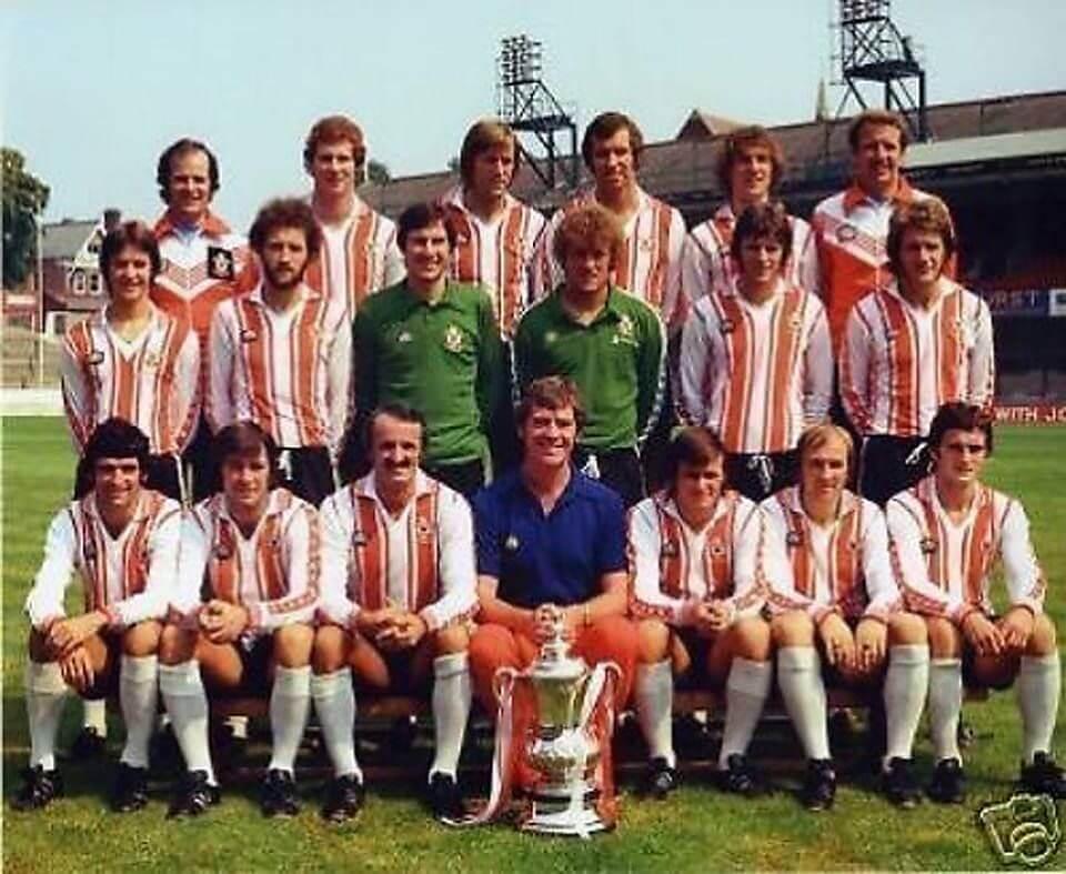 Southampton FA Cup 1976
