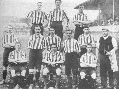 Southampton FC Saints 1885