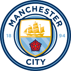 Manchester City FC Primary Logo 2016 - Present