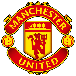 Manchester United FC Primary Logo 1998 - Present