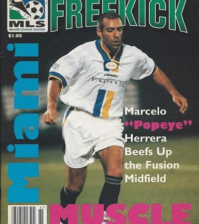 1998 Freekick-herrera