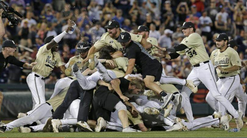 2019 Vanderbilt National Champions