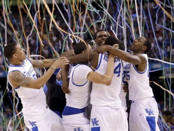 Kentucky Wildcats Basketball Champs 2012