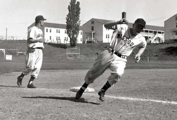 Missouri Tiger Baseball Champs 1954