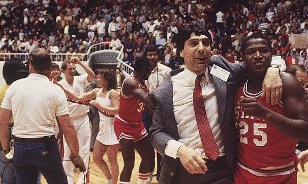 North Carolina State Basketball Champs 1983
