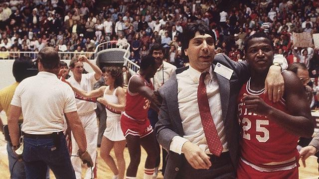 North Carolina State Basketball Champs 1983