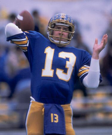 Pitt Panthers Dan Marino 1982