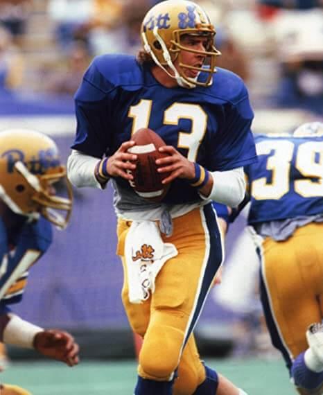Pitt Panthers Dan Marino 1982
