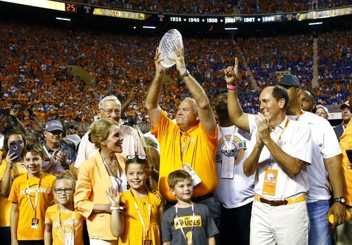 Tennessee Volunteers Football Champs 1998