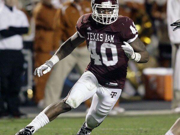Texas AM Von Miller 2010