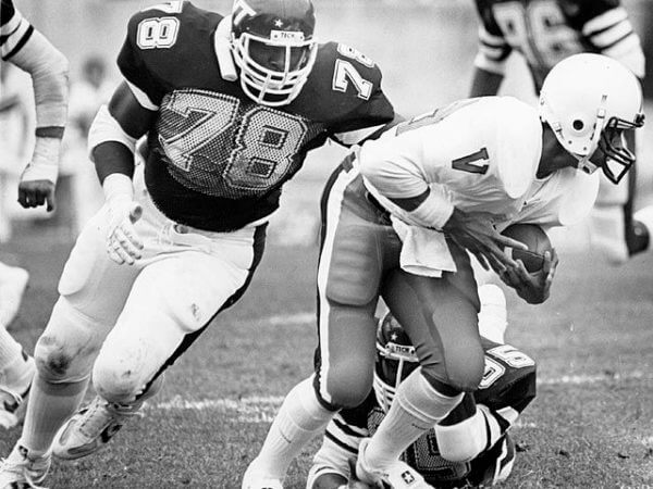 VT Hokies Bruce Smith 1984