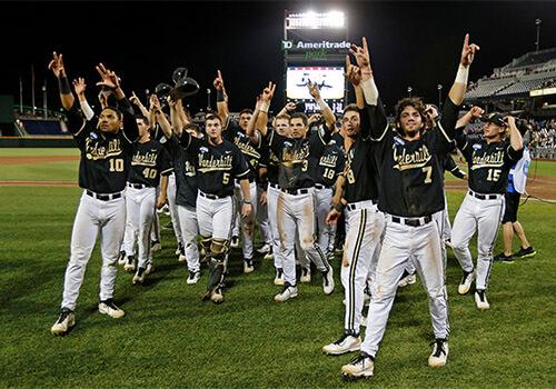 Vanderbilt 2014 Baseball