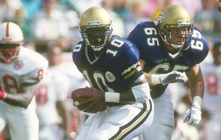 shawn-jones-GT Yellow Jackets 1990