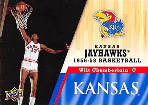 Kansas Jayhawks Wilt Chamberlain
