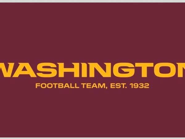 Washington Football Team Name