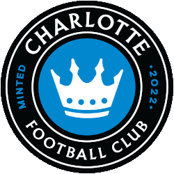Charlotte FC Primary Logo 2022 - Present