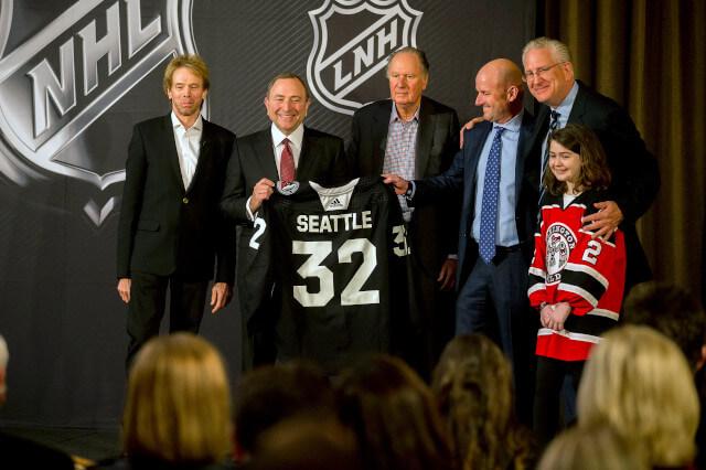 Seattle Team Announcement