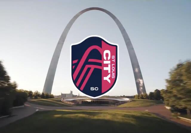 St Louis City SC Team