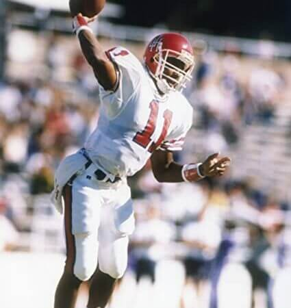 Andre Ware Houston Cougar 1989