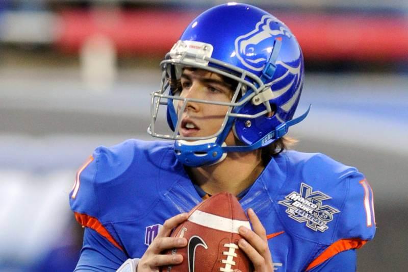 Boise State Broncos Kellen Moore