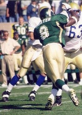 CSU Rams Joey Porter 1998