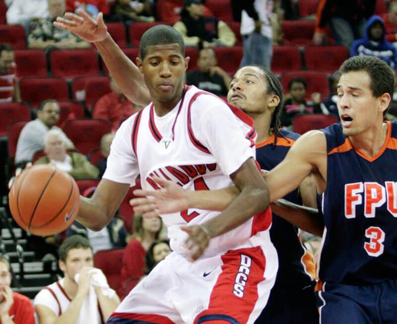 George Paul Fresno State Bulldogs 2010